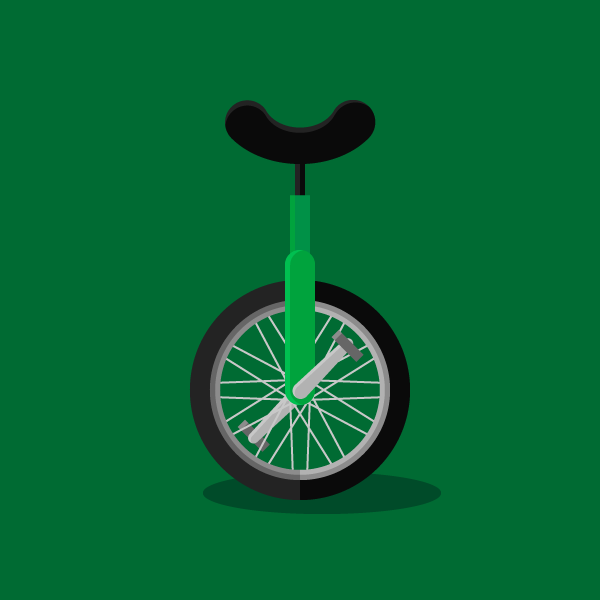 31 Things No. 10: Unicycle