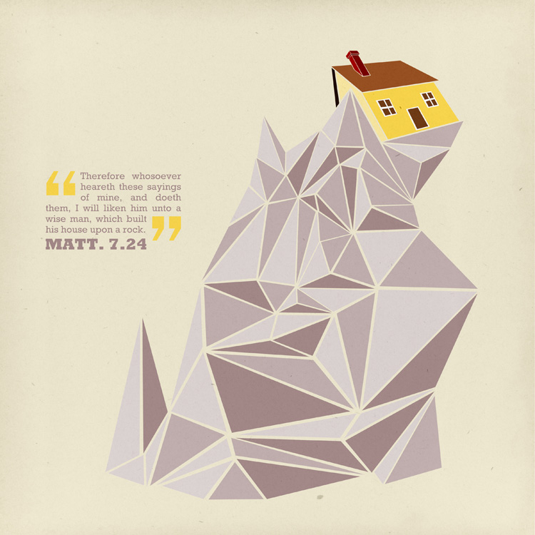 House on the Rock: Matthew 7:24