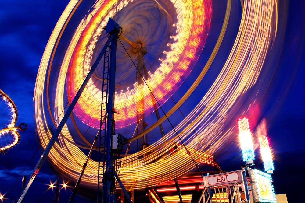 Newtonian Carnival: Firewheel- Jordan Ladikos