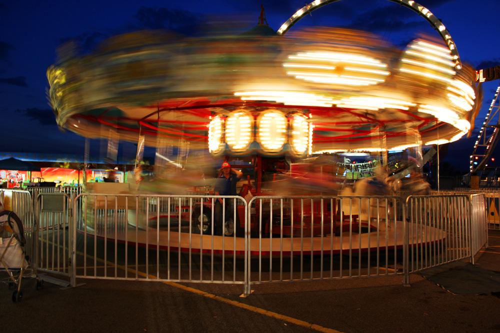 Newtonian Carnival: Scary-go-round - Jordan Ladikos