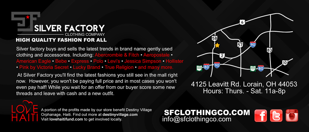 Silver Factory Clothing Co.