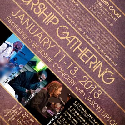Worship Gathering 2013
